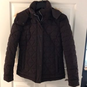 Marc NY Down Jacket w/removable hood